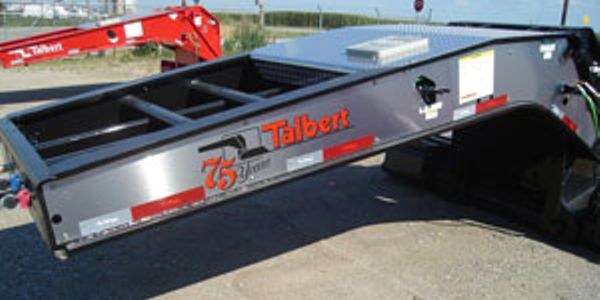 Talbert Offers Commemorative 75th Anniversary Trailer Package