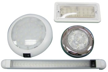 Several New Models Of White LED Interior And Dome Lights Are The Latest  Additions To Petersonu0027s Safety Lighting Line.