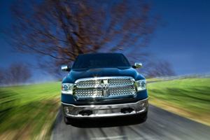 2013 Ram 1500 Has Engine, Transmission, Styling, Infotainment Advances, Chrysler Says