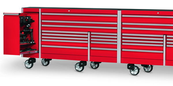 snap-on's biggest tool storage box is now even bigger - products ...