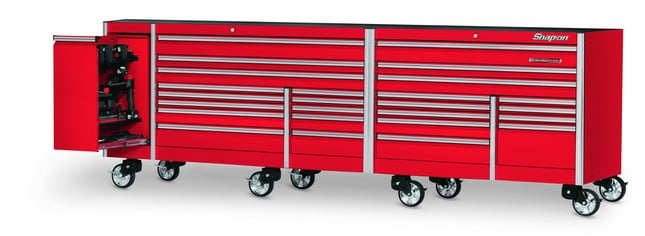 Big Tool Box >> Snap On S Biggest Tool Storage Box Is Now Even Bigger Products