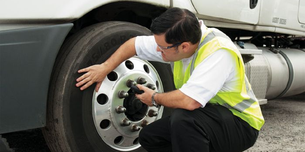 To determine if your tires are up to the job you're asking them to do, you'll next to establish...