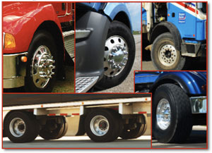 The Art and Science of Spec'ing Tires