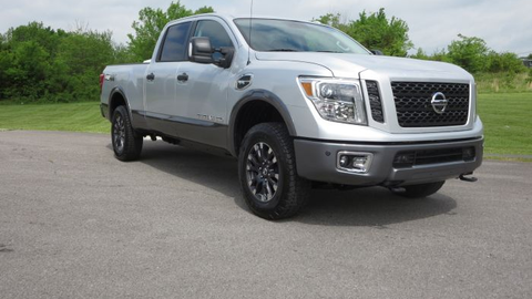 XD's maximum payload is 2,091 pounds and max tow rating is 12,314 pounds, Nissan said. This...