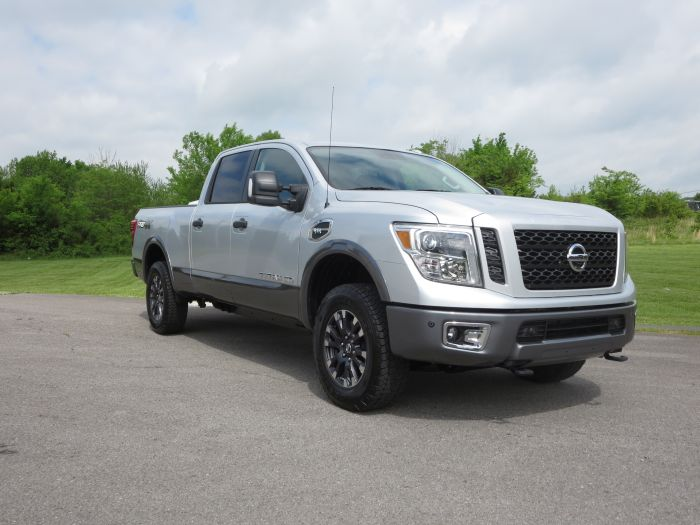 Test Drive: Nissan's Titan XD Gas