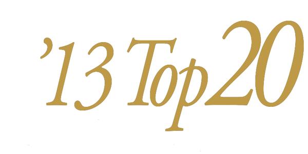 HDT's '13 Top 20