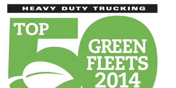 Top 50 Green Fleets of 2014