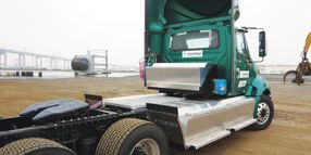 How Much Does it Cost to Operate a Battery Electric Truck?