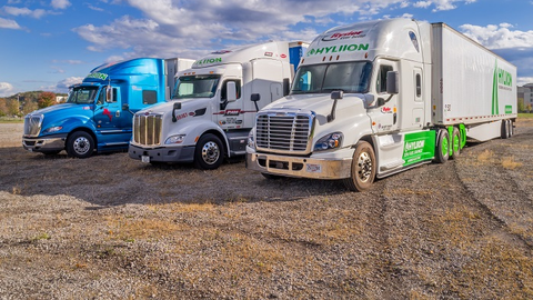 Mesilla Valley Transportation, PAM Transport, and Ryder conducted initial road testing on...