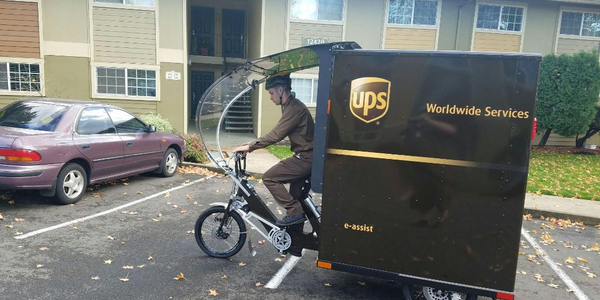 What happens when your shop has to maintain electric bikes like this UPS one in Portland,...