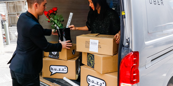 """Uber, of course, is part of the move to the """"Uber-ization"""" of freight too."""