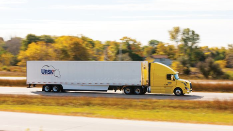 Long- and short-haul truckload carrier Ursa Logistics reports that its best trucks are running...