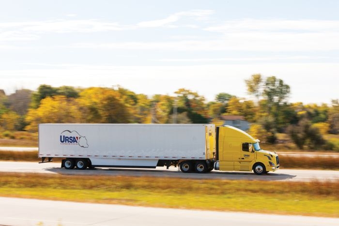 Fuel Saving Fleets Ursa Sees High Mpg In The Real World