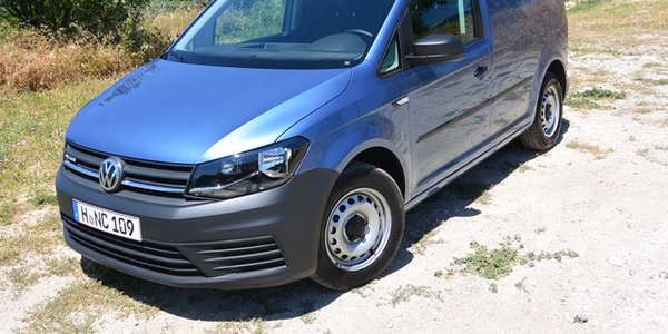VW's Caddy is equivalent to Ford's Transit Connect, Ram's ProMaster City and Nissan NV200/Chevy...