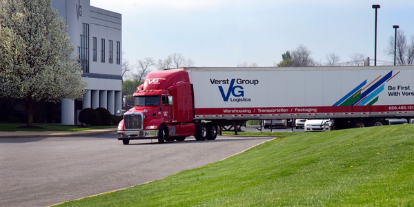 Verst Group Logistics has a strong commitment to safety and has invested in safety technology...