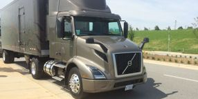 Driving Impressions: Volvo's Tough Tech Truck