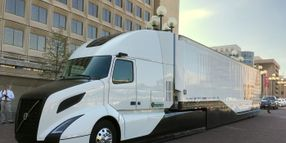 Volvo's SuperTruck Demonstrates the Art of the Possible