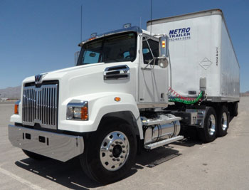 Western Star Hopes New 4700 Series Tractor Will Boost Sales