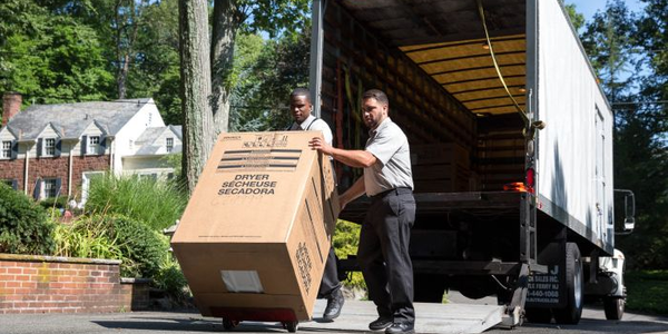 Final-mile delivery, like this one by XPO Last Mile, requires not only getting the product there...