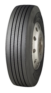 Yokohama's new 101ZL tire is SmartWay-verified for low rolling resistance.