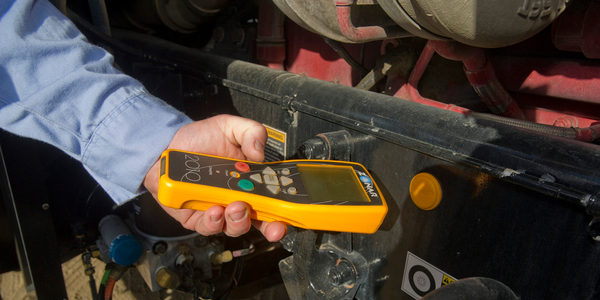 Devices that allow drivers to conduct and record driver vehicle inspection reports...