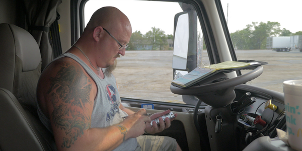Trucker Path Truckloads lets users access available loads throughout North America.