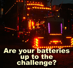Are your batteries up to the challenge? - Maintenance - Trucking Info