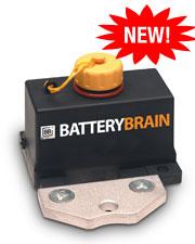 Battery Brain For Heavy Duty Vehicles