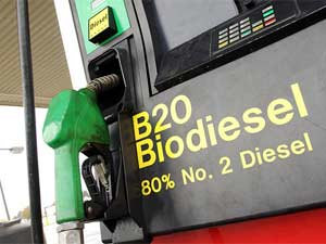 Over the next 25 years, rising oil prices and worries about climate change will prompt more use of alternative fuels, such as biodiesel.