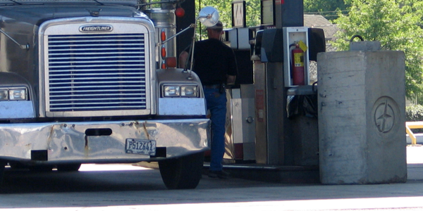 Fuel card vendors now provide more data than ever about fueling transactions. (Photo by Deborah...