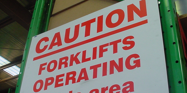 Three Simple Ways to Prevent Forklift Accidents