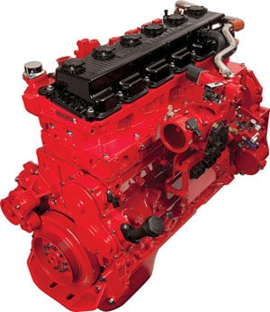Kenworth will offer the Cummins Westport ISX12 G heavy-duty natural gas engine for use in regional haul, vocational and refuse markets.