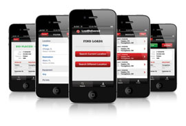 Load Delivered's new Load Finder app is available for iPhone and iPad.