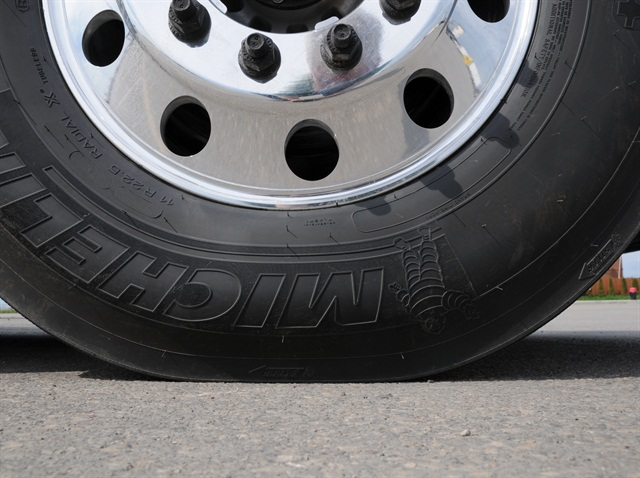 Pavement surfaces are designed for load bearing, traction, noise reduction and soon, for reduced tire wear. Photo by Jim Park