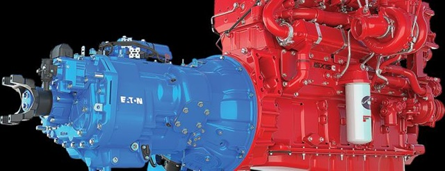 The importance of AMTs for future commercial vehicle design was a primary impetus spurring the recently announced AMT-focused joint venture between Cummins Engine and Eaton. Photo: Eaton