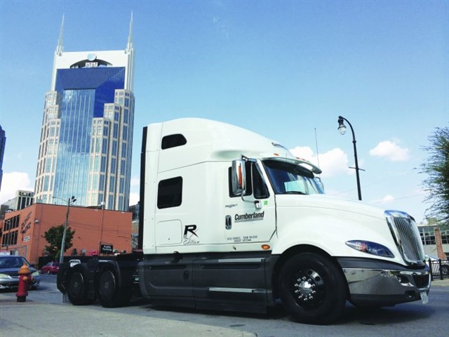 Cumberland International in Nashville, Tenn., built a fuel-efficient prototype called the RX-C10, which it allows customers to borrow for a week or a few to prove out the benefits for themselves. Photo:  Cumberland International