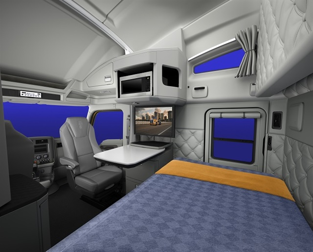 Truck Cabs Designed With Drivers in Mind - Drivers