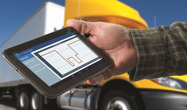 Is it an AOBRD or an ELD? Make sure your drivers know and have the right in-cab documents. Photo: J.J. Keller