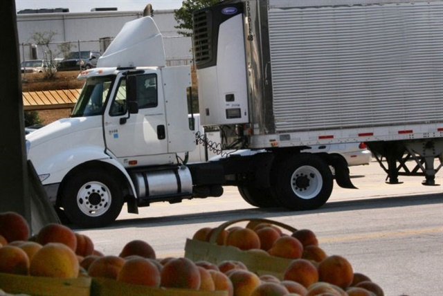 The regulation applies to shippers, receivers, loaders, and carriers involved in the transportation of human or animal food within the U.S. Photo: Carrier Transicold