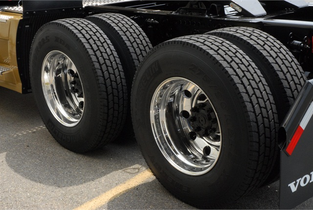 Until recently, you spec'd for traction, tread life or low rolling resistance. Often, you gave up one to get more of the other two.