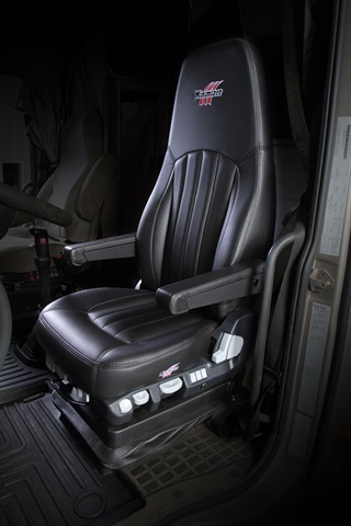 More than just a comfortable place to park your backside, seats are a critical line of defense in isolating drivers from bumps and jolts and whole body vibration.