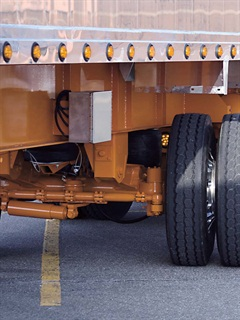 7 Trends in axles and suspensions - Drivers - Trucking Info