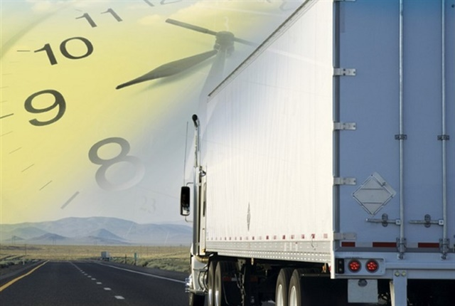 "ELD data is highlighting ""problems with the 14-hour clock and its inability to stop when taking a break and the ongoing detention problem,"" says TCA's David Heller."