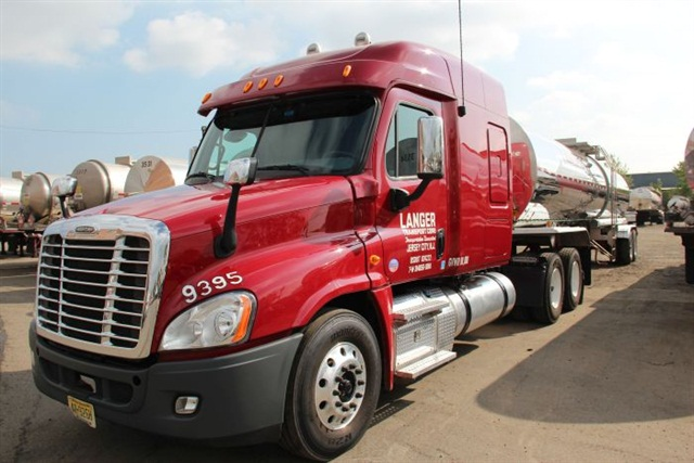 Langer Transport, headquartered in Jersey City, N.J., recently deployed Omnitracs' MPC50 in-cab devices which include an electronic log applications, navigation and critical event reporting.