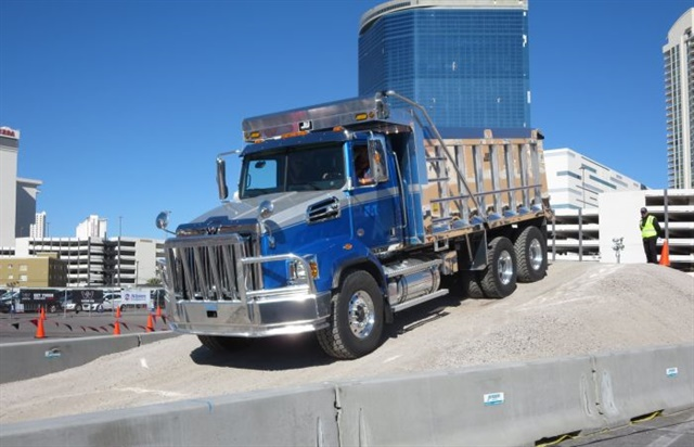 Western Star says about 70% of its vocational trucks now are built with automatic and automated transmissions, mostly Allisons but some Eaton UltraShift Pluses. Photo: Tom Berg
