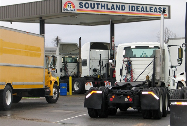 The cost of ownership of a new over-the-road tractor is well over $100,000, which has the potential to sway some customers towards leasing or buying used.