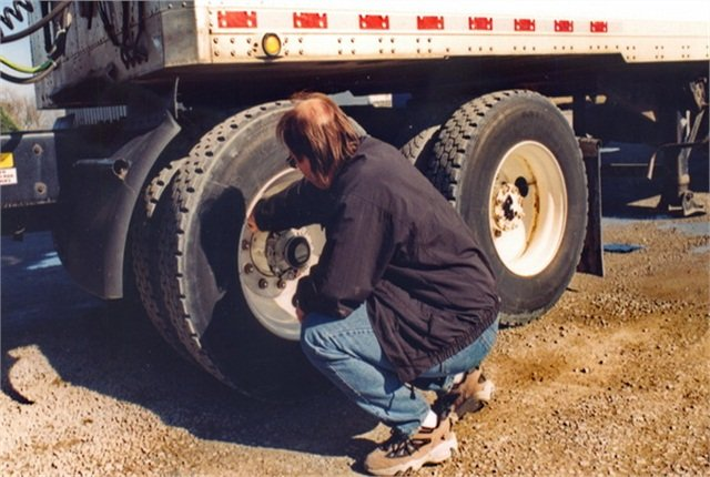 Drivers should be trained to inspect their wheels. Early detection can prevent a loose wheel from becoming a separation statistic.