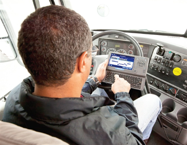 Omnitrac's acquisition of XRS will broaden the company's portfolio of fleet management applications and augment its current lineup of products, such as the MCP 200 in-cab mobile computing device.