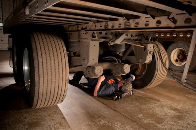 Regular maintenance will lower costs and most of all save tire wear and excess fuel consumption due to poor alignment.