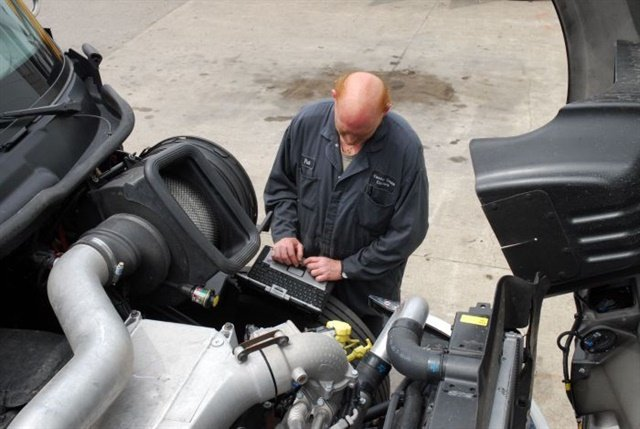 Technicians with the right tools and the right training will help keep your trucks out of the shop and out on the road where they belong.